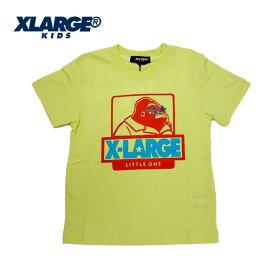 (30%OFF SALE)XLARGE KIDS(エクストララージ キッズ) サングラスOG半袖Tシャツ-1212【90cm|100cm|110cm|120cm|130cm|140cm】【メール便OK】