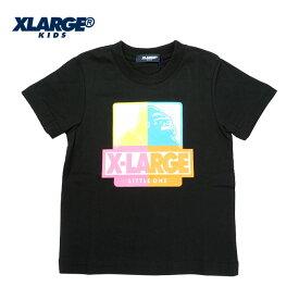 (30%OFF SALE)XLARGE KIDS(エクストララージ キッズ) マルチOGゴリラ半袖Tシャツ-1216【90cm|100cm|110cm|120cm|130cm|140cm】【メール便OK】