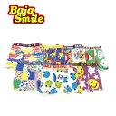 【メール便送料無料】Baja Smile(バハスマイル)7柄ボクサーパンツ キッズ 子供服 下着 インナー 春 入園 入学 パンツ 履きやすい