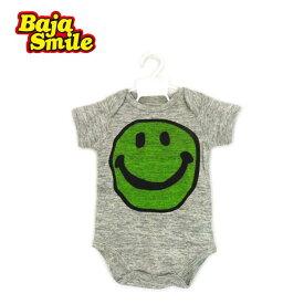 Baja Smile(バハスマイル)落書きスマイルボディースーツ【メール便可能】