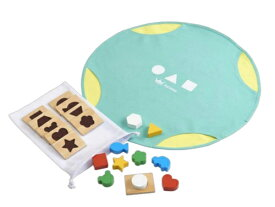 さわってあてっこゲーム【エド・インター】エドインター 木のおもちゃ ゲーム