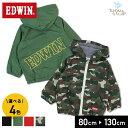 在庫処分価格 EDWIN エドウィン エドウイン ジャケット キッズ ベビー 子供服 ベビー服 ウインドブレーカー ナイロン …