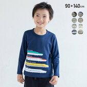 JR新幹線長袖Tシャツ