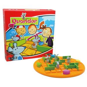 おもちゃ ボードゲーム コリドール・キッズ QUORIDOR KID玩具 ギガミック Gigamic オモチャ テーブルゲーム 卓上ゲーム 5歳から お誕生日 誕生日プレゼント 誕生日 クリスマス 男の子 女の子 プレ