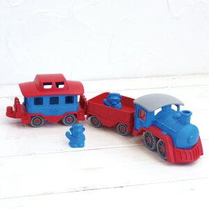 車のおもちゃ グリーントイズ トレインブルーおもちゃ 玩具 砂場 2歳 3歳 4歳 2歳以上 電車 列車 乗り物 砂場遊び 子供 誕生日プレゼント ギフト 贈り物 男の子 女の子 誕生日 子供 こども 子