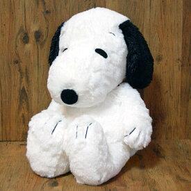 スヌーピー HUGHUG(ハグハグ) ぬいぐるみ Lスヌーピーぬいぐるみ 大 スヌーピー グッズ Snoopy スヌーピーグッズ スヌーピーぬいぐるみ大 大きい 大きめ おしゃれ かわいい おもちゃ 大きいぬいぐるみ スヌーピーおもちゃ インテリア 雑貨