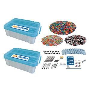 知育 玩具 ラキュー ブロック 5歳から LaQ ベーシック 8400おもちゃ 知育玩具 ラキューブロック 8400ピース 知育ブロック 5歳 こども 子供 子ども キッズ オモチャ 男の子 女の子 男 女 誕生日 人