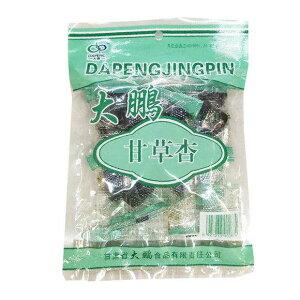 大鵬 甘草杏  140g 獨立包裝 小分けタイプ おやつ 中国食材 お菓子 間食 スナック 中国お土産