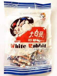 キャンディ 牛乳飴 大白兔牛乳糖 108g 大白兔奶糖 中華物産 中国超市