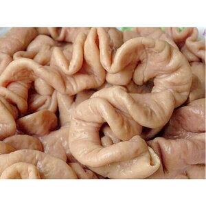国産 猪大腸 豚ホルモン 大腸 冷凍食品 中華食材 冷凍のみの発送 肥腸 500g
