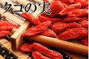 クコの実 枸杞子 くこし 100g 中国産 クコの果実 中華食材 中国産枸杞 パンダ中華物産