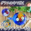 花火・バタフライピー6包