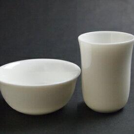 茶杯・聞香杯 白磁