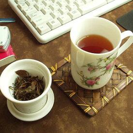 茶こし付きマグカップ 寿桃