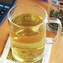 茶こし付きマグカップ ガラス・筒型 耐熱ガラス製マグカップ 中国茶 紅茶 ハーブティー 茶こしマグ フタ付き 業務用 マグカップ 茶こし