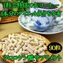 クロロゲン サプリメント ダイエット