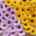 ソープフラワー ヘッド 材料 花材 造花 シャボンフラワー 桜 花 アレンジメント ブーケ 花束 リース バスケット 装飾 …