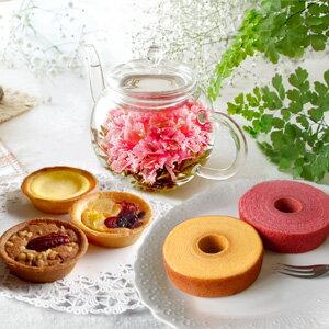 送料無料 スイーツ ティーポット お花のつぼみ カーネーション茶 工芸茶 母の日ギフト 2018m
