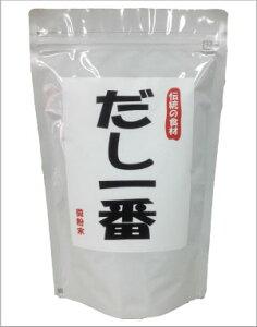 だし一番 300g/袋※いわし、こんぶ、かつお、椎茸、無臭にんにく天然食材100%無添加物・化学処理せず!