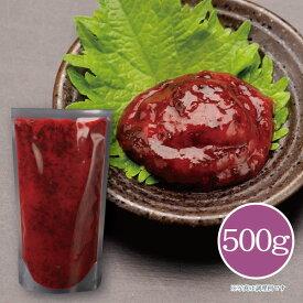 【メーカー直送】 しいの食品 ●ねり梅 500g 業務用