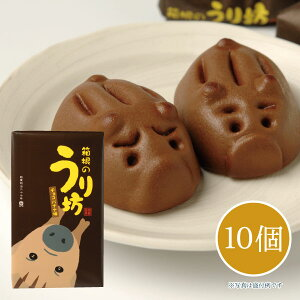 しいの食品 ●箱根のうり坊(チョコバナナ味) 10個入