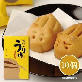 しいの食品 ●箱根のうり坊(ミルクバター餡饅頭) 10個入