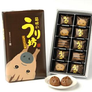 ●箱根の うり坊(チョコバナナ味) 10個入