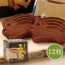 しいの食品 ●箱根のうり坊 ココアサブレ 12枚入