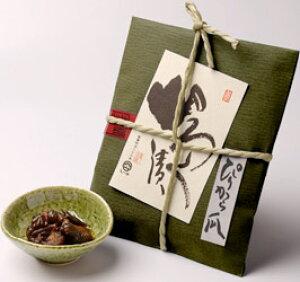 【メーカー直送】 しいの食品 ●ぴりから瓜(和紙袋) 240g