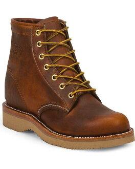 """奇珀瓦奇珀瓦 6""""谭妇女系带的靴子 1901W25"""