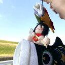 【期間限定ポイント10倍】端午の節句 金太郎の鯉のぼり飾り室内用 コンパクト 孫 初節句 贈り物 お祝い プレゼント プチギフト 金太郎…