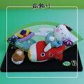 ちりめん細工館オリジナル商品・季節の置き飾り5月・熊手