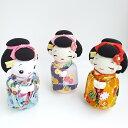 【舞妓シリーズ】舞妓人形(小)/表情は4パターン※ネコポス(メール便)/不可
