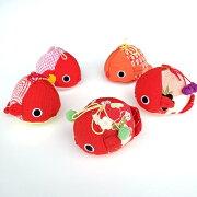 【招喜屋】金魚シリーズ《金魚お手玉2》