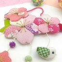 【変わり下げ飾り】桜と鶯