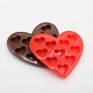 シリコンフォンダン型ハート型ケーキ型キャンディーチョコレート型ベーキングパンバレンタインデープレゼントDIYクラフクッキーデザートソープ