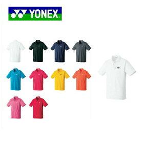 【返品・交換不可】 30%OFF ヨネックス ポロシャツ 10300 メンズ ユニセックス ゆうパケット(メール便)対応 バドミントン テニス ソフトテニス ウエア 半袖YONEX 2015SS タイムセール