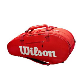 ウイルソン スーパーツアー2 コンプ ラージ レッド WRZ840809 2018AW 2018新製品 2018秋冬