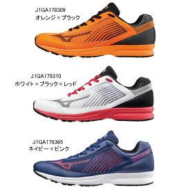 ミズノ ラッシュアップ 3(RUSH UP 3)J1GA1783 ランニングシューズ ラントレ 部活生 ジョギング マラソン MIZUNO2017SS m2off