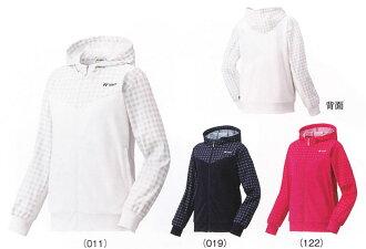 Yonex 妇女 nit 热身衬衫 57021 羽毛球网球训练热身妇女妇女妇女 YONEX 2016 模型