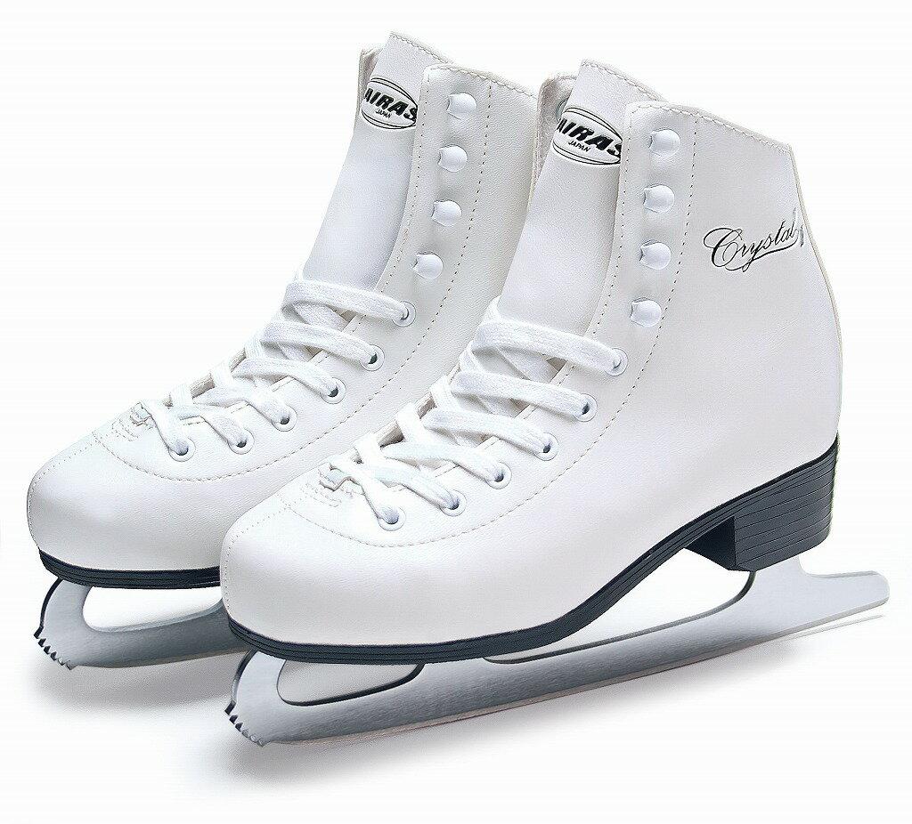 【在庫品】 フィギュアスケート ザイラス F−130 クリスタル2 スケート靴