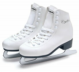 最大450円OFFクーポン配布中 フィギュアスケート ザイラス F−130 クリスタル2 スケート靴 ラッキーシール対応