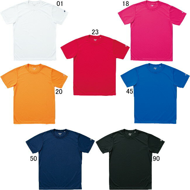 【取寄品】 アシックス Tシャツ XA6139 ゆうパケット対応Tシャツ シャツ 半袖男女兼用 ASICS 2014年モデル数量限定生産