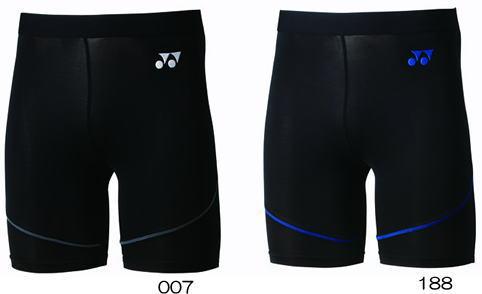 【在庫品】 ヨネックス マッスルパワーSTBフィットネスモデルハーフスパッツ(ユニセックス) STB-F2003 バドミントン ゴルフ テニス 野球スポーツインナーユニセックス 男女兼用YONEX 2012年モデル