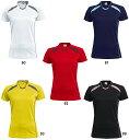 【取寄品】 ウンドウウィメンズバレーボールシャツP-1620 バレーボール Tシャツ プラクティスシャツ 練習着 半袖レデ…