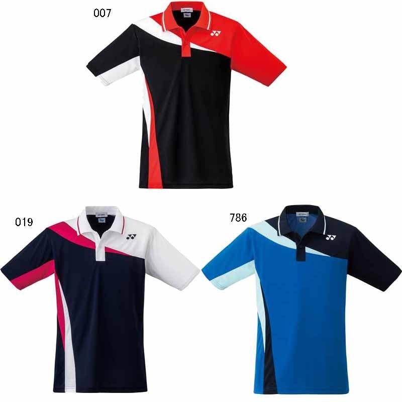 【在庫品】 ヨネックス UNI ポロシャツ 10205バドミントン テニス ソフトテニス ウエア メンズ ユニセックス ユニフォームYONEX 2017SS ゆうパケット(メール便)対応