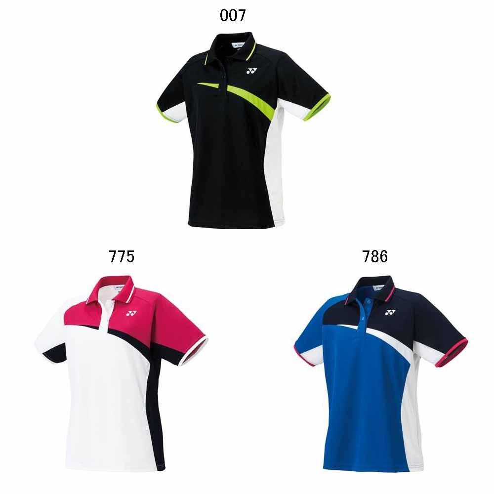 【在庫品】 ヨネックス WOMEN ポロシャツ 20376 バドミントン テニス ソフトテニス ウエア ユニフォーム レディースYONEX 2017SS ゆうパケット(メール便)対応