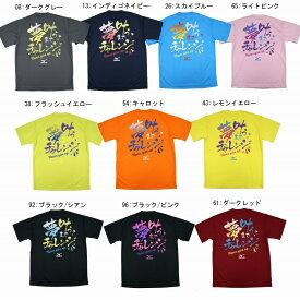 ミズノ 限定Tシャツ 夢叶うまで 62JA7Z52 オールスポーツ 文字入りTシャツ 部活Tシャツ ユニセックス 2017SS ゆうパケット(メール便)対応
