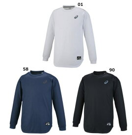 アシックス長袖Tシャツ Tシャツ XB6620バスケットボール ウエア 練習着 長袖Tシャツ メンズ ユニセックス 男女兼用ASICS 2017AW ゆうパケット(メール便)対応
