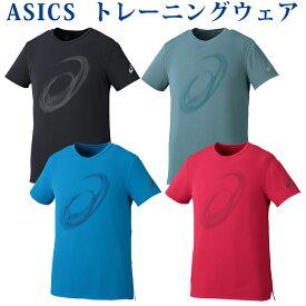 アシックス Tシャツ ランニンググラフィックショートスリーブトップ 2011A076 メンズ 2018AW ランニング ゆうパケット(メール便)対応 2018新製品 2018秋冬